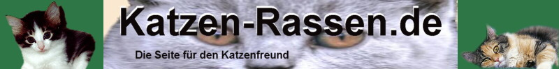 katzen-rassen.de - Katzen, Katzenrassen von A-Z